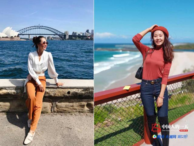 90后美女导游走遍世界 连续3年未回家过年