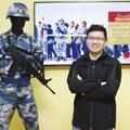 长沙客|谢文:军工狂人为《红海行动》造作战服