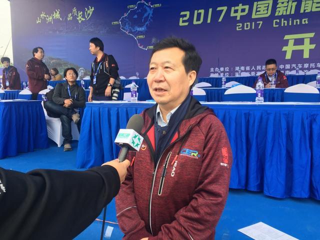 冯湘江:打造湖南本土新能源汽车品牌