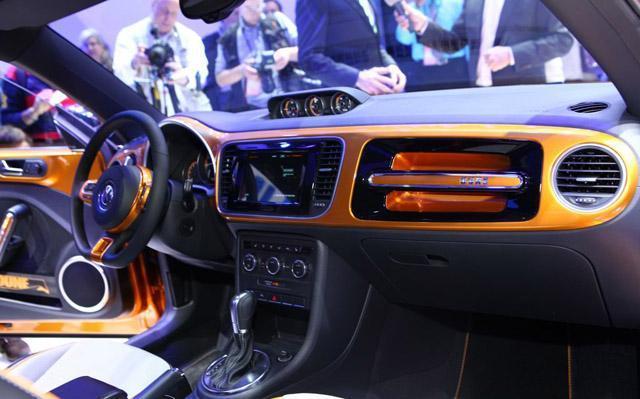 2014底特律车展首发新车盘点 大众Dune领衔