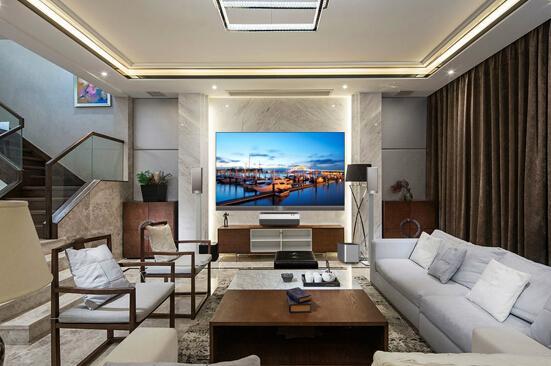 激光电视将占据不到来客厅图片