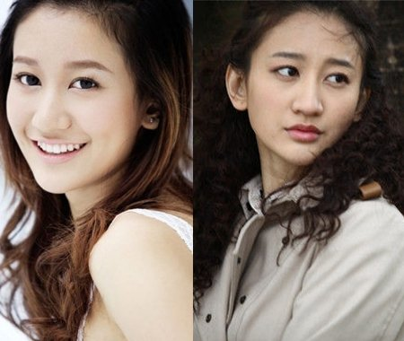 """看《北京青年》5个美丽女主角""""变脸""""之路图片"""
