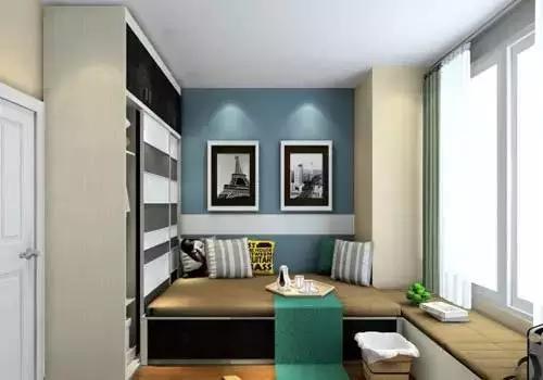 7-10平米小卧室这样装修规划才合理 还不收藏_房产_