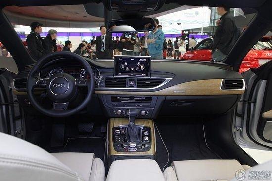 长沙奥迪A7最高优惠可达100000元 少量现车供应