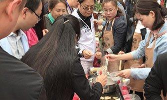 中国(宁乡)农民丰收节举行 全猪宴让舌尖跳舞