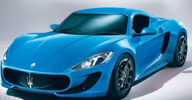 [海外车讯]玛莎拉蒂新跑车将于日内瓦首发