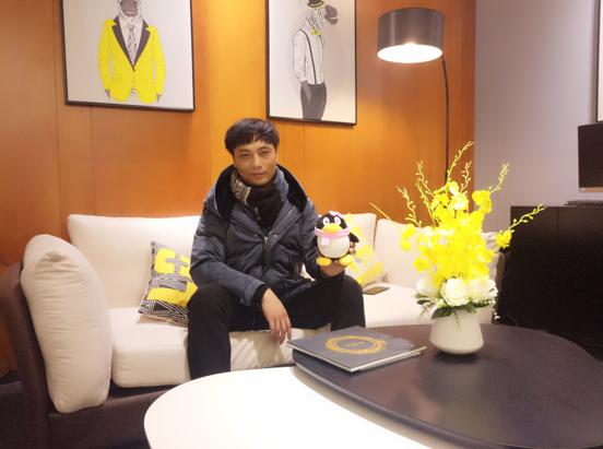 专访佰恩邦设计师蒋青宇:设计灵感在于生活心安即是归处
