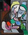 毕加索《写信的女人》3.04亿元成交