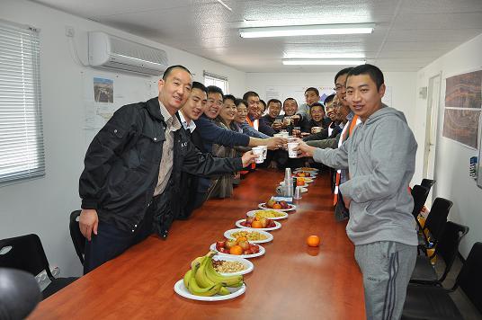 著名秘书长龚国林祝全国人民春节快乐