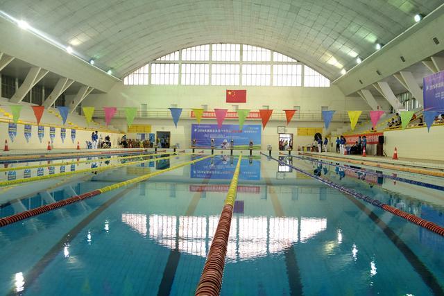 湖南体育行业职业技能竞赛游泳指导救助类开赛