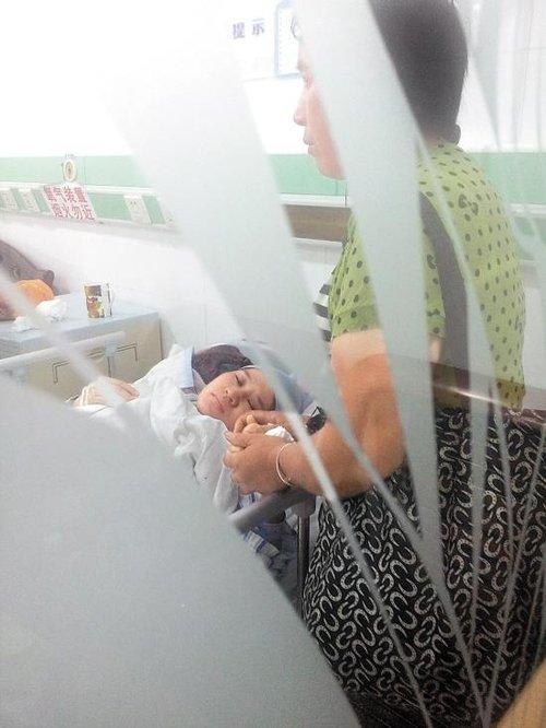 湖南媳妇腹痛流血医生说没事 次日凌晨胎儿流
