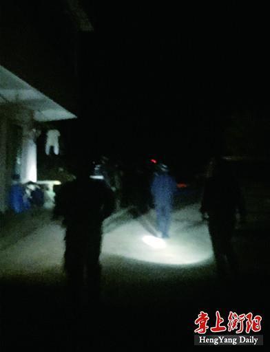 衡阳多部门联合捣毁一非法生猪屠宰场 没收18头生猪