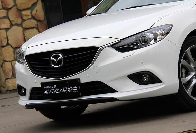 一汽马自达6阿特兹今上市 预售18.98万元起