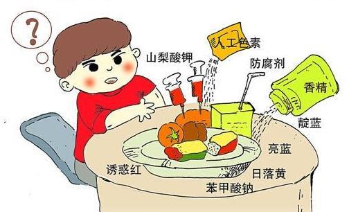 孩子吃零食的危害大 家长要如何把好零食关图片