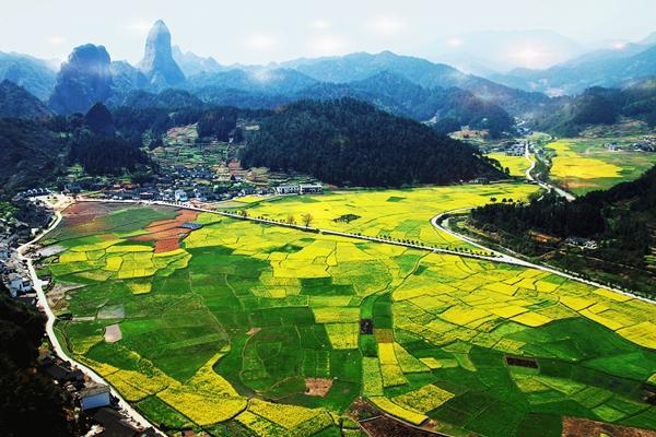 重庆旅游地图景点大全:四川新旅游条例7月1日起施行:景区设免费开放日