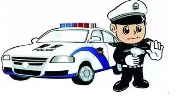 无条件地服从交通警察的指挥,交通警察在道路上执法时,可以依法对