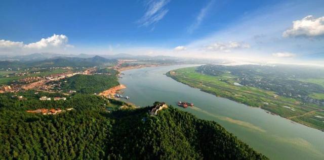 """唐学伟:闲话""""千里湘江第一湾""""上的窑湾古镇"""