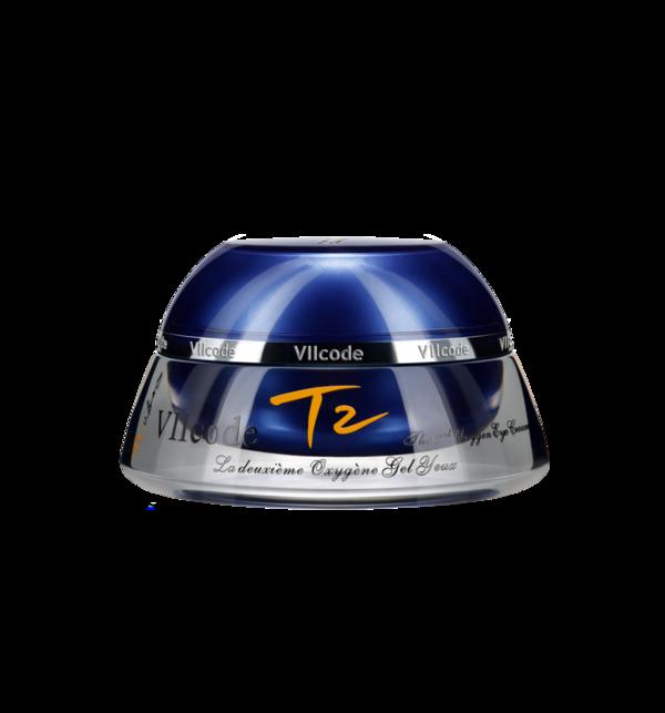 专注高端眼部护理 VIIcode T2氧眼霜系列