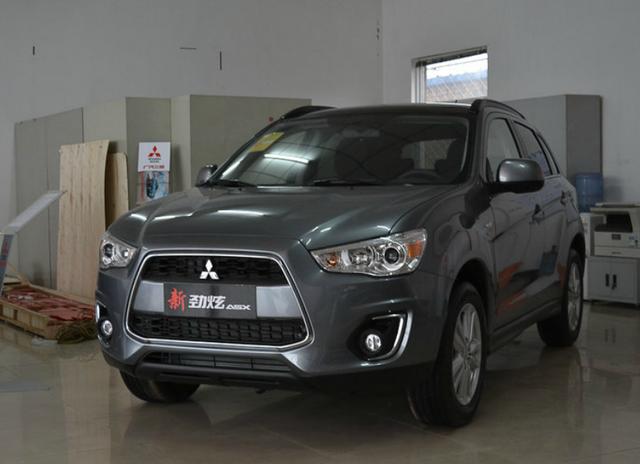 长沙三菱新劲炫最高优惠1.5万 现车在售