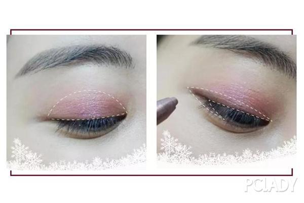 冬天怎么可以不化一个美美的初雪妆