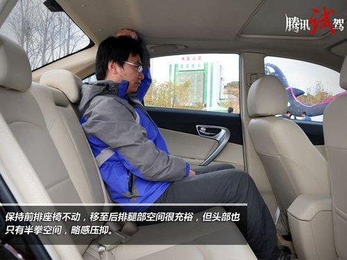 腾讯汽车试驾东南v5菱致 扩充阵营之作高清图片