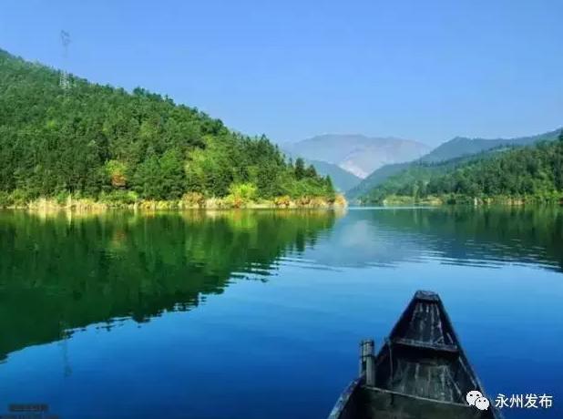 涔天河旅游度假区项目获60亿投资