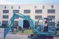 改革开放40周年:从国产挖掘机零记录到出口全世界