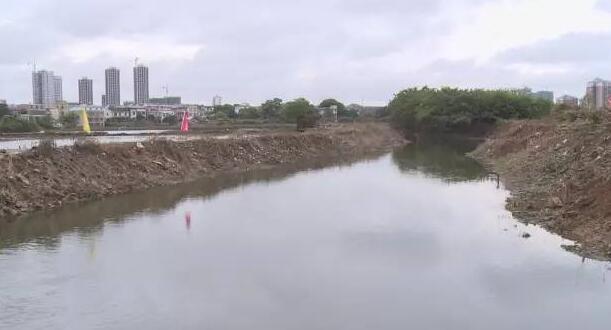 湘潭四条水系黑臭水治理集中开工 总长11公里