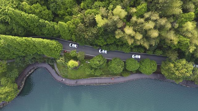 Gofun出行携手石燕湖 共享汽车首次进驻国家4A级景区