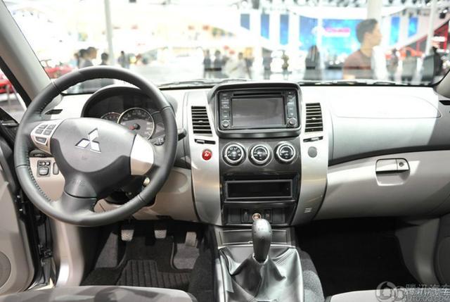 长沙三菱帕杰罗·劲畅最高优惠5000元 现车在售