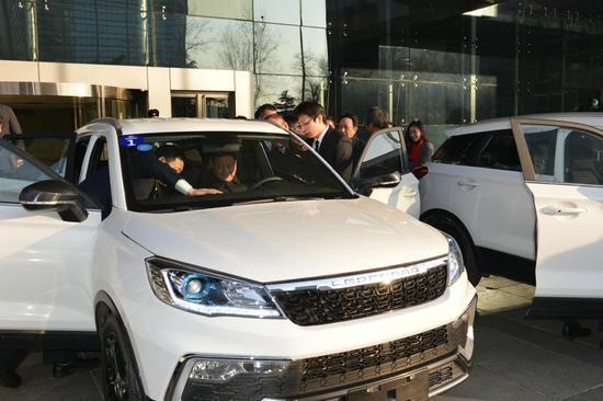 给汽车注入灵魂,猎豹汽车开启中国汽车品牌车联网时代