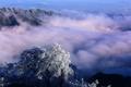 湖南中部也有不输北国的风雪胜景