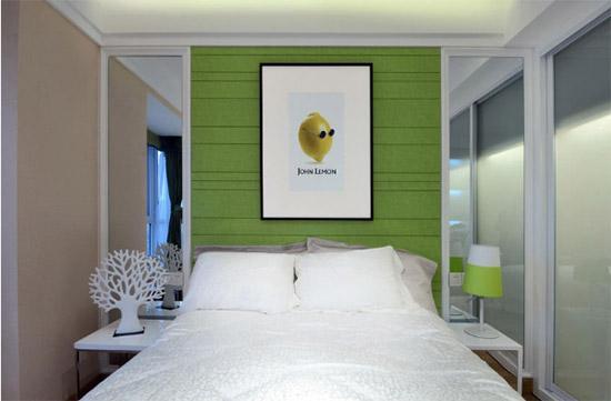 82平现代风两室 儿童房让家终于有色彩了