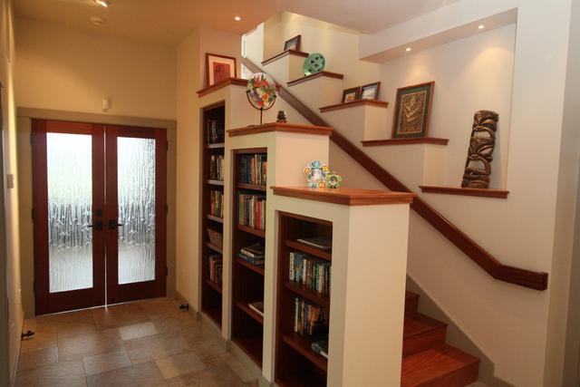 盘点常见装修设计的雷区 楼梯要造型更要安全