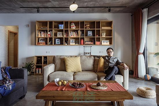 碧桂园天玺湾 面积:230㎡ 设计:绘家设计工作室——吴品 风格:工业风图片