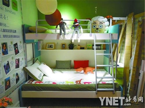 儿童床看不明白挑着糊涂 家长选购有顾虑图片