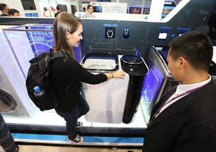本每卖出3台全自动波轮洗衣机就有1台海尔
