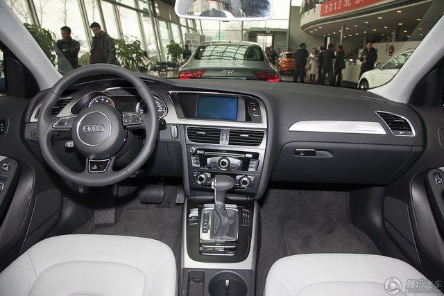 长沙奥迪A4旅行版直降4.6万元 现车销售
