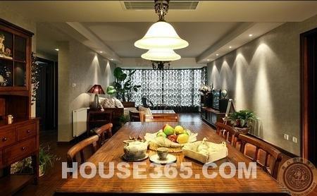 奢华欧式家居 看三套有钱人的豪宅装修
