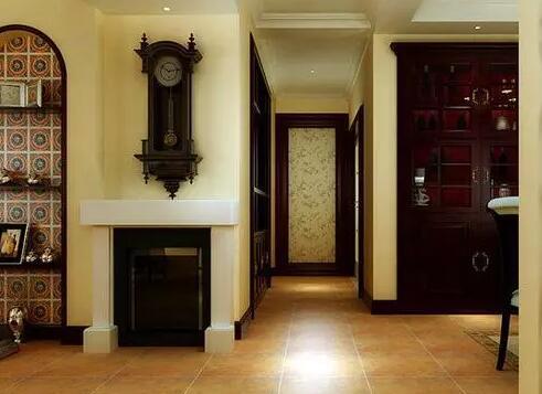 7款客厅走廊吊顶装修设计 尽享精致生活格调