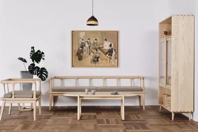 效果图欣赏 130平米经典复古风格装修案例