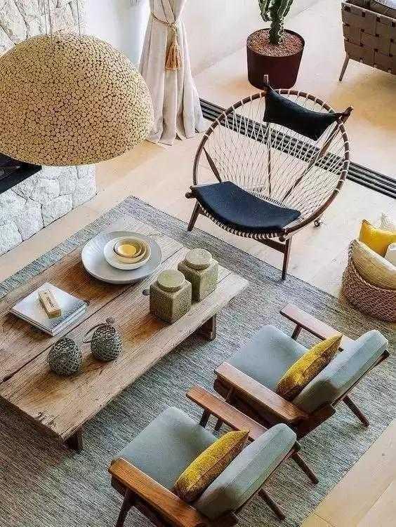千万别小看地毯 可能是你家通往时尚的另一扇大门