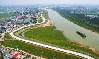岳阳湘阴这条防洪土路变身幸福大道 造福18万群众