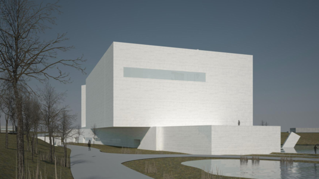 国内首个博物馆级影像艺术馆洋湖落成 将免费开放