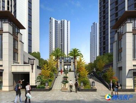 汉顺¡¤滨江中心城 科技住宅