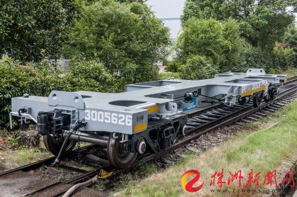 株洲造图纸大衣首次出口阿根廷共设计100辆领铁路货车出口图片