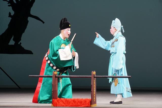 湖南省昆剧团《乌石记》二度上演 诠释昆剧传世之美