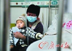 广州男子5亲人被癌症夺走 2岁儿子被确诊白血病