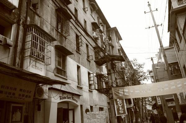 20年前的长沙老房子 里面是否有你的记忆?