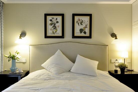 128平四居每个空间都很美 一面黑板墙成团宠